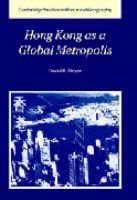 Hong Kong as A Global Metropolis