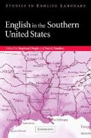 English in the Southern United States