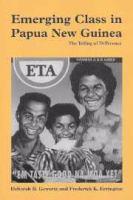 Emerging Class in Papua New Guinea