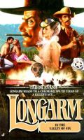 Longarm In The Valley Of Sin (#253)