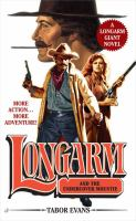 Longarm and the Undercover Mountie
