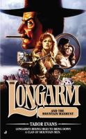 Longarm and the Mountain Manhunt