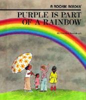 Purple Is Part of A Rainbow