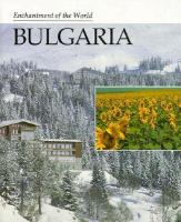 Enchantment of the World: Bulgaria