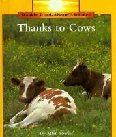 Thanks to Cows