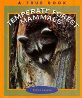 Temperate Forest Mammals