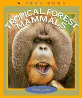 Tropical Forest Mammals