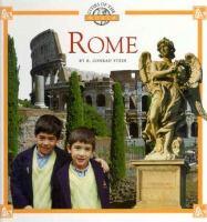 Rome  / By R. Conrad Stein