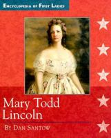 Mary Todd Lincoln, 1818-1882