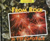 From Rock To Fireworks