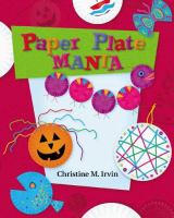 Paper Plate Mania