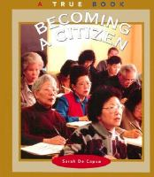 Becoming A Citizen