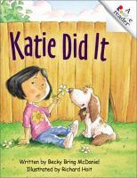 Katie Did It