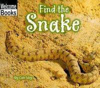 Find the Snake