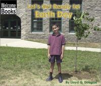 Let's Get Ready for Earth Day