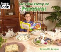 Let's Get Ready for Passover