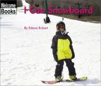 I Can Snowboard