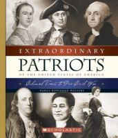Extraordinary Patriots of the United States of America