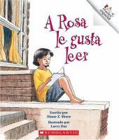 A Rosa le gusta leer