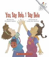 You Say Hola, I Say Hello