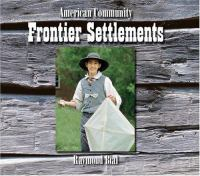 Frontier Settlements