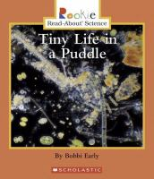 Tiny Life in A Puddle