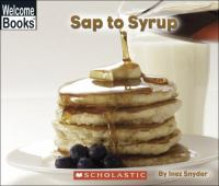 Sap to Syrup