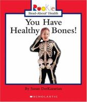 You Have Healthy Bones!