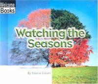Watching the Seasons
