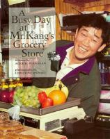 A Busy Day at Mr. Kang's Grocery Store