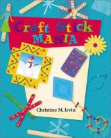 Craft Stick Mania