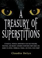 A Treasury of Superstitions