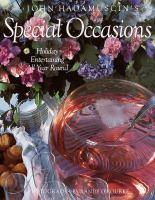 John Hadamuscin's Special Occasions