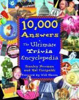 10,000 Answers