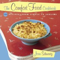 The Comfort Food Cookbook