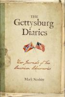 The Gettysburg Diaries