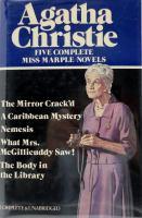 Five Complete Miss Marple Novels