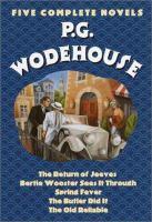 P.G. Wodehouse 5 Complete Novels