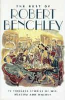 The Best of Robert Benchley