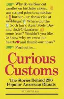 Curious Customs