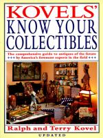 Kovel's Know your Collectibles