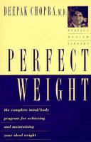 Perfect Weight