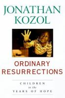Ordinary Resurrections