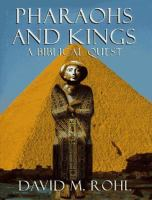 Pharoahs and Kings