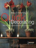 Mary Emmerling's Quick Decorating