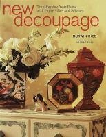 New Decoupage