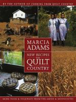 New Recipes From Quilt Country