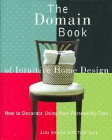 The Domain Book Of Intuitive Home Design