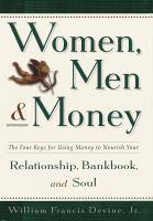 Women, Men, and Money