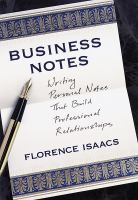 Business Notes